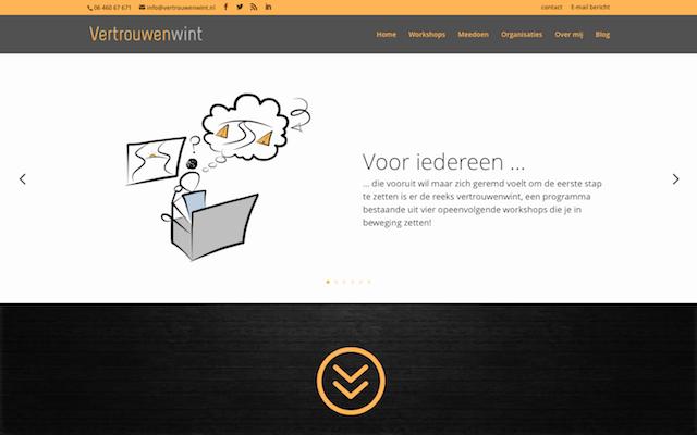 WEBSITE | Vertrouwenwint